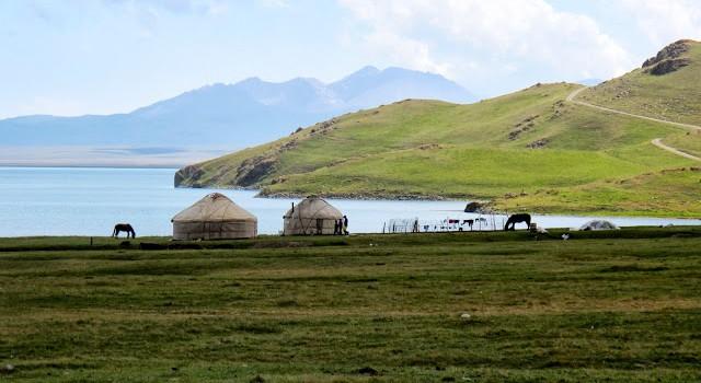 Séjour en Kirghizie