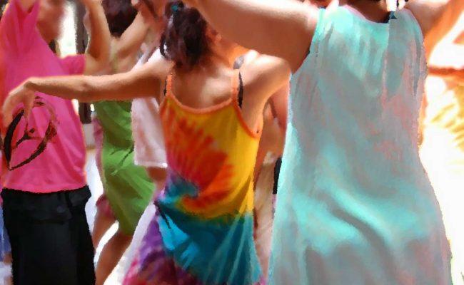 Clés du mouvement – Danse libre