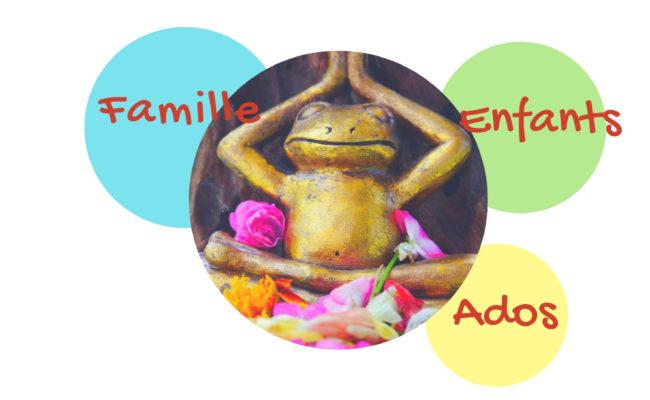 Energie- Méditation Yoga Relaxation- Famille